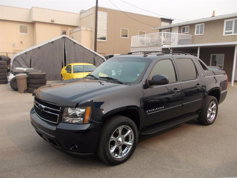 2007 Chevrolet Avalanche 4WD Crew Cab #3188