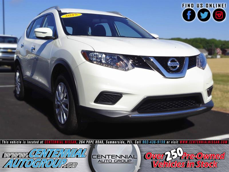 2015 Nissan Rogue S AWD 4Dr  #SP17-026