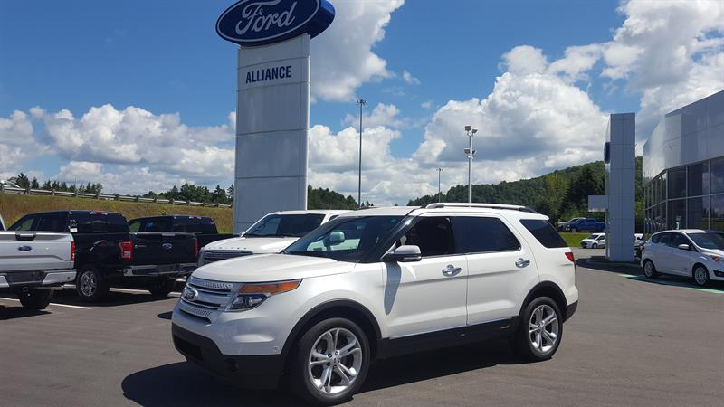 Ford Explorer 2015 limited #17592