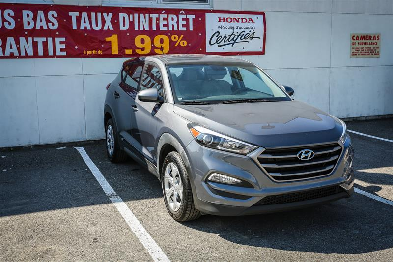 Hyundai Tucson 2016 FWD 4dr 2.0L #u1185