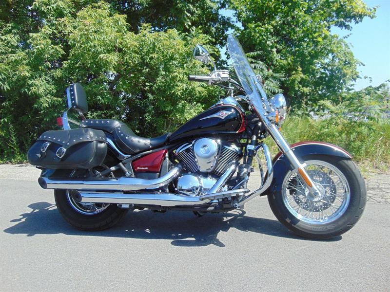 Kawasaki VULCAN 900 CLASSIC LT 2010