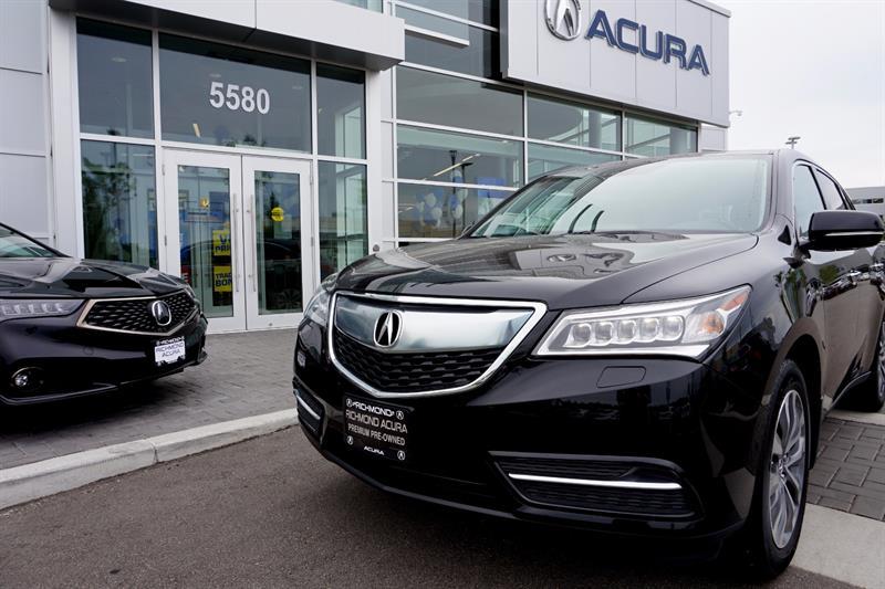 2016 Acura MDX SH-AWD 4dr Nav Pkg #795661A