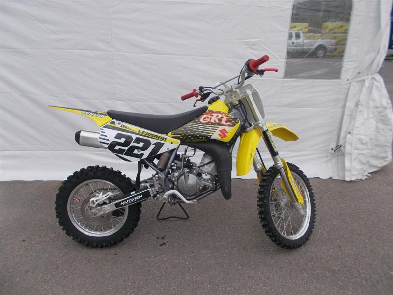 Suzuki RM85 2014