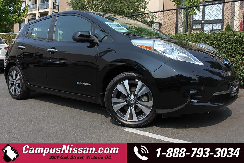 2014 Nissan Leaf SL PREMIUM #JN2626