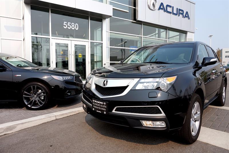 2013 Acura MDX AWD 4dr #796152A