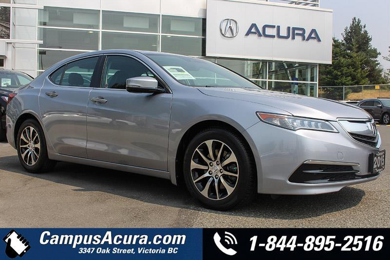 2015 Acura TLX 4dr Sdn FWD Tech #AC0730