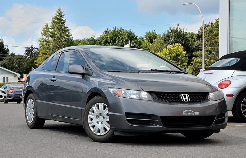 Honda Civic Coupe 2010 LX #171267A