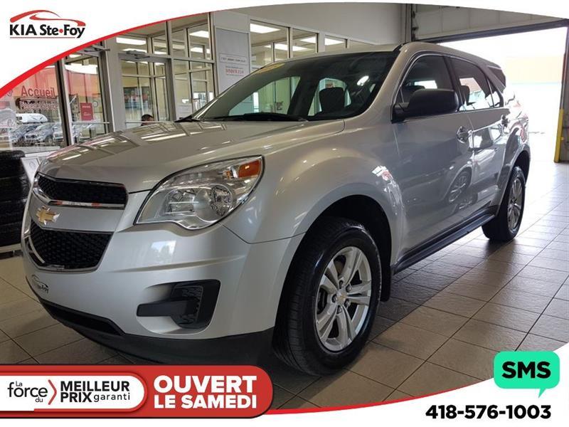 Chevrolet Equinox 2015 LS* AWD*GARANTIE 2020* DÉMARREUR* #171403A