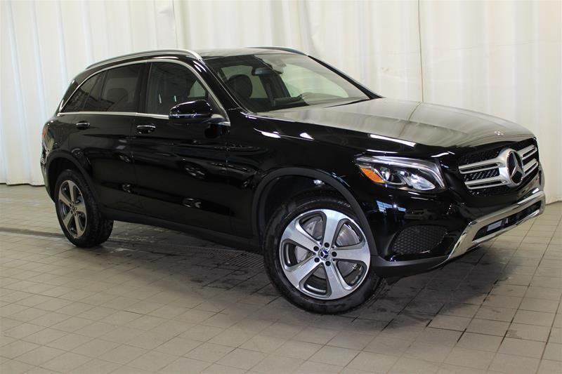 Mercedes-Benz GLC300 2018 4MATIC SUV #18-0083