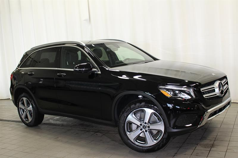 Mercedes-Benz GLC300 2018 4MATIC SUV #18-0084