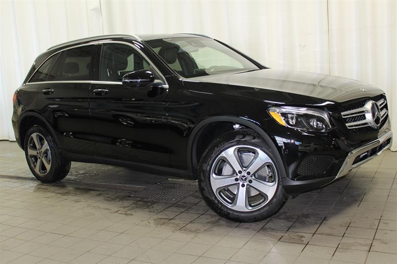 Mercedes-Benz GLC300 2018 4MATIC SUV #18-0086