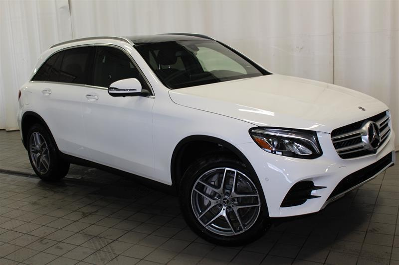 Mercedes-Benz GLC300 2018 4MATIC SUV #18-0087
