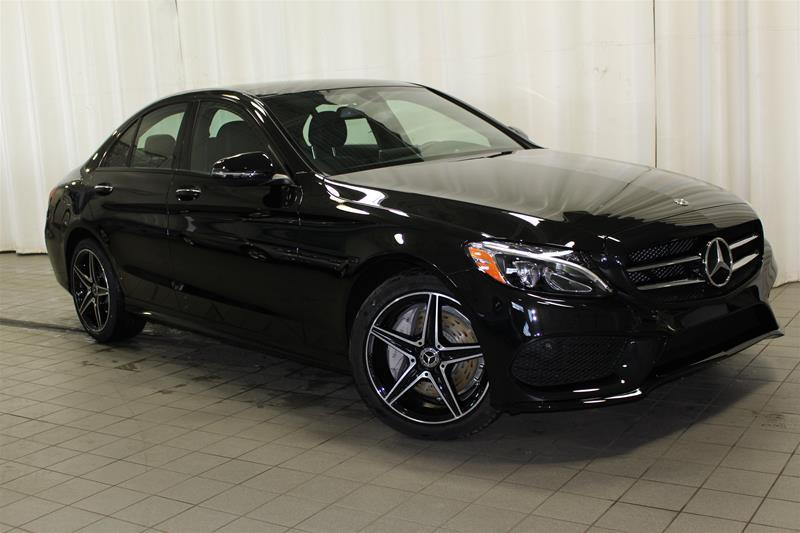 Mercedes-Benz C300 2018 4MATIC Sedan #18-0089