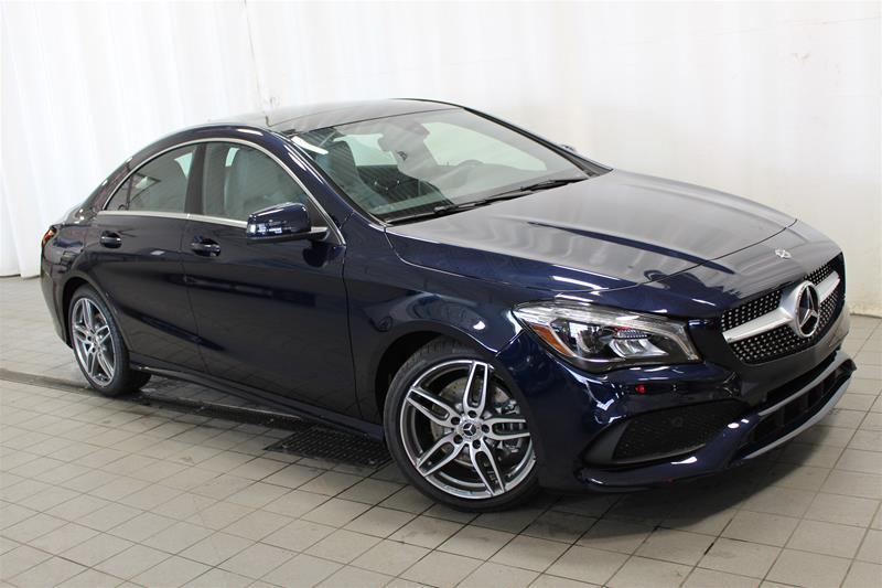 Mercedes-Benz CLA250 2018 4MATIC Coupe #18-0091