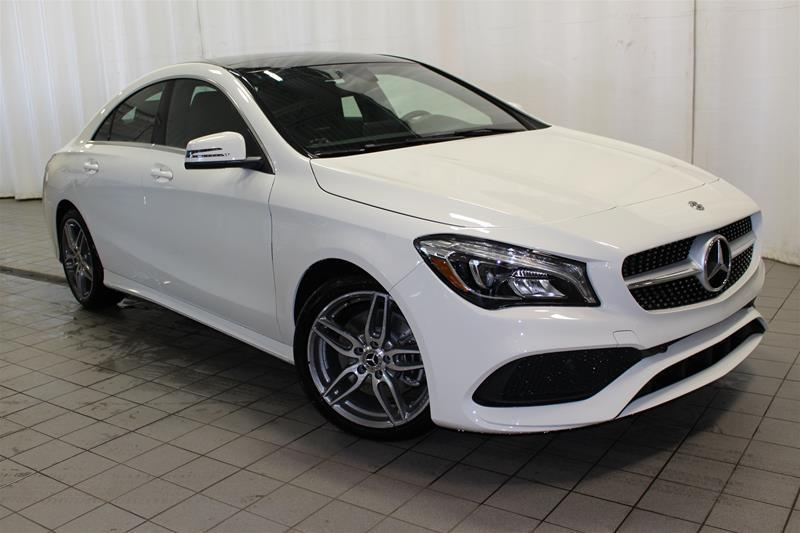 Mercedes-Benz CLA250 2018 4MATIC Coupe #18-0094