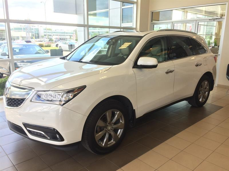 Acura MDX 2014 SH-AWD ** ELITE ** #PU5354