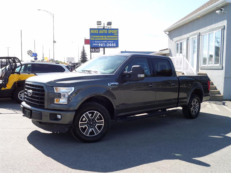 Ford F-150 2015 4WD SuperCrew 157