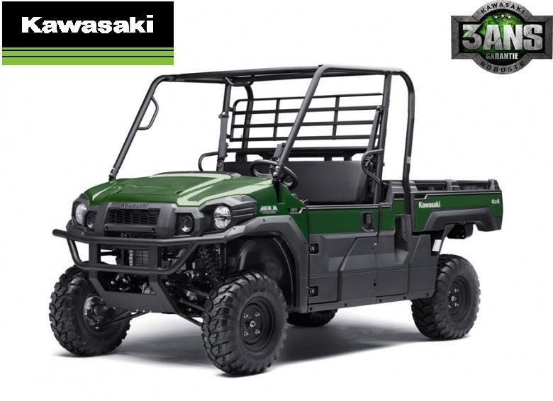 Kawasaki Mule Pro-Fx EPS 2017