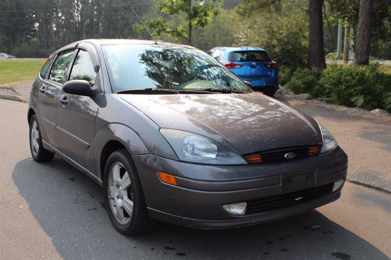 2003 Ford Focus 5dr Hatchback ZX5 #11364A