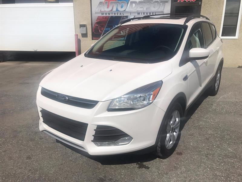 Ford Escape 2014 4WD SE #5940