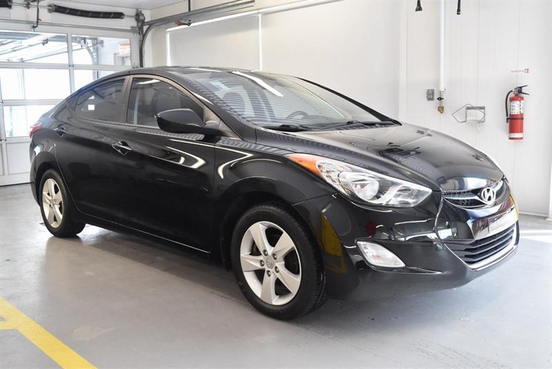 Hyundai Elantra 2012 GLS #U7051A