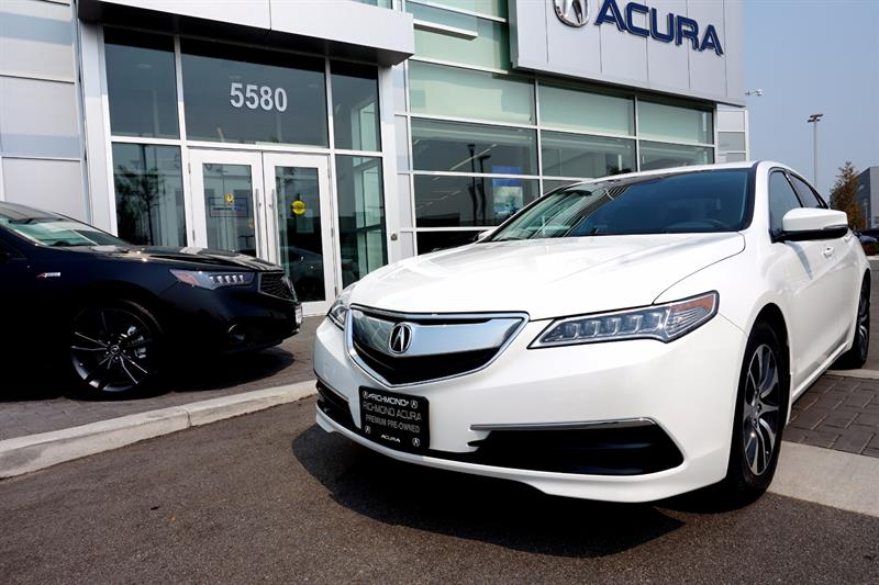 2015 Acura TLX 4dr Sdn FWD Tech #P5725