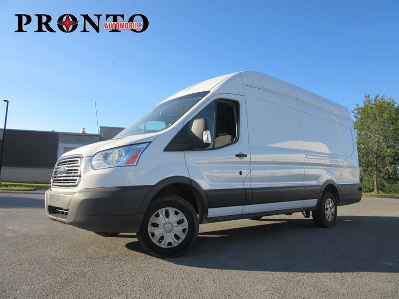 Ford Transit Cargo Van 2016 T-250 High roof ** Toit haut ** #3426