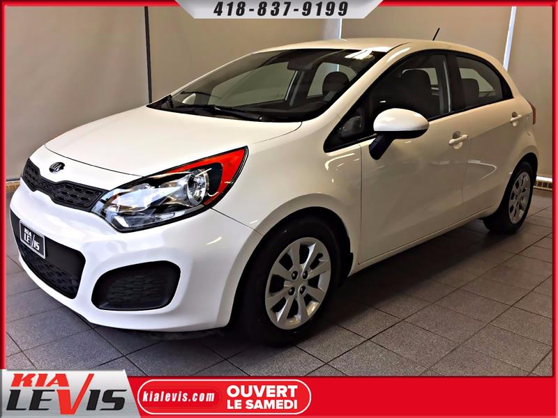 Kia Rio 2016 RIO5-LX+/AUTO-FULL-AIR #1160