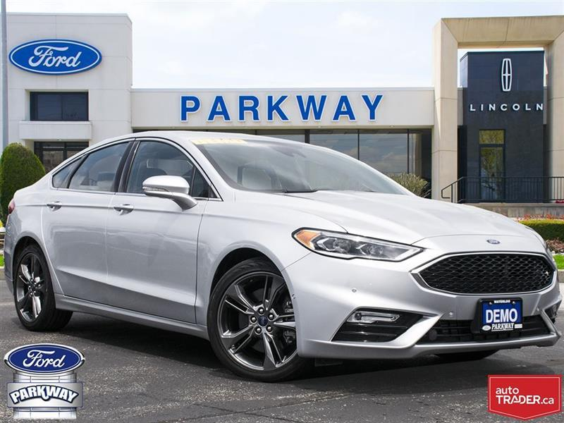 2017 Ford Fusion Sport #PC9809