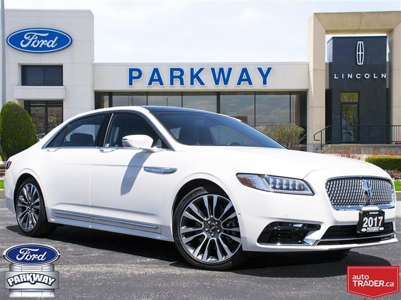 2017 Lincoln Continental Reserve #CT7111A
