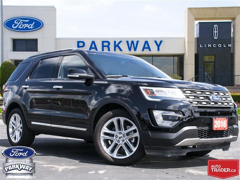2016 Ford Explorer Limited 4WD #P9834