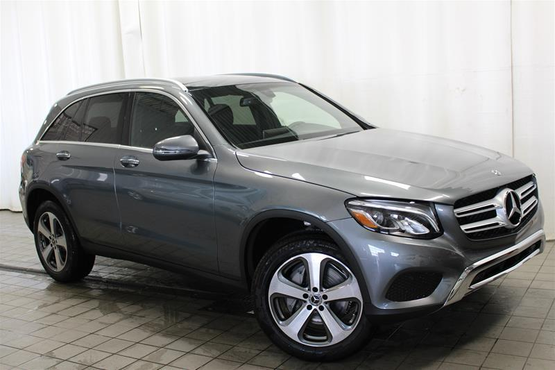 Mercedes-Benz GLC300 2018 4MATIC SUV #18-0098