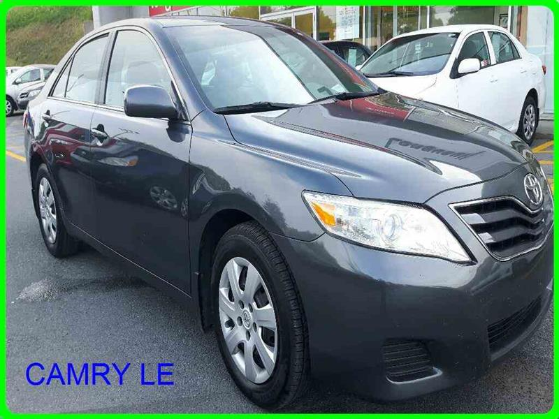 Toyota Camry 2011 LE #370827A