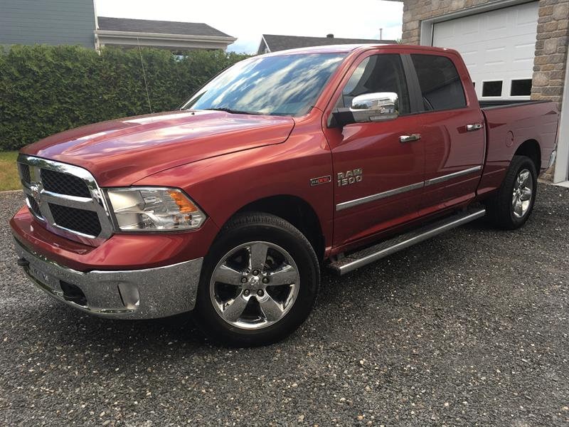 2015 Ram 1500 Big Horn EcoDiesel 4x4 Used for sale in Saint