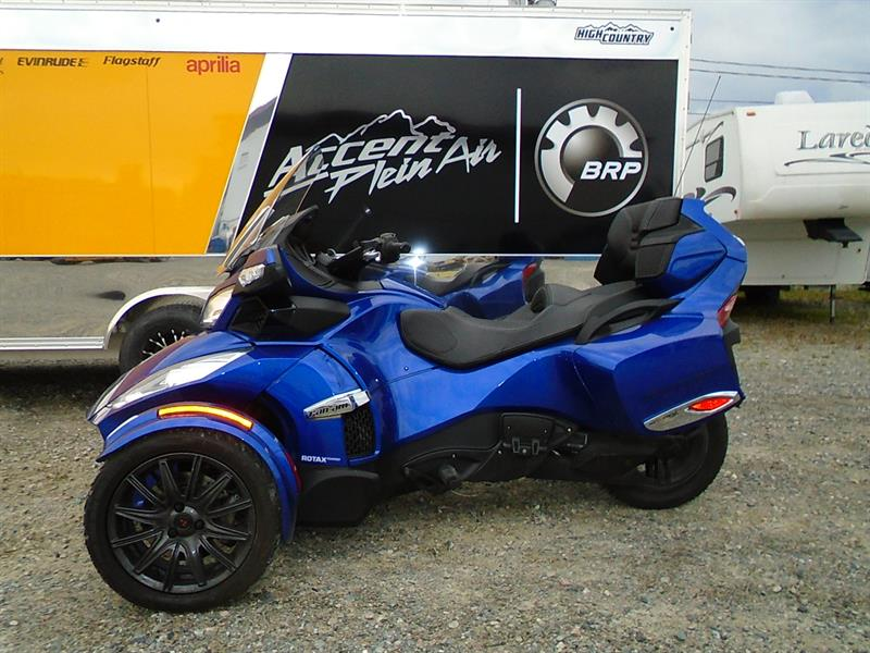 Can-am Spyder RT-S 2013