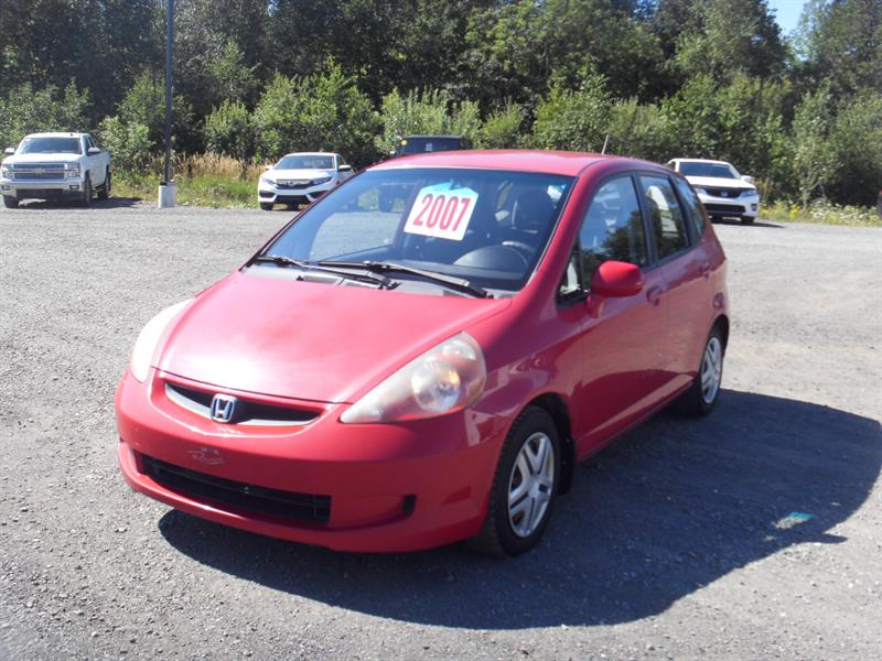 Honda FIT 2007 5dr HB AT LX #H7045B
