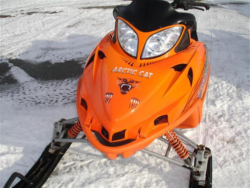 Arctic Cat Crossfire 1000 2007