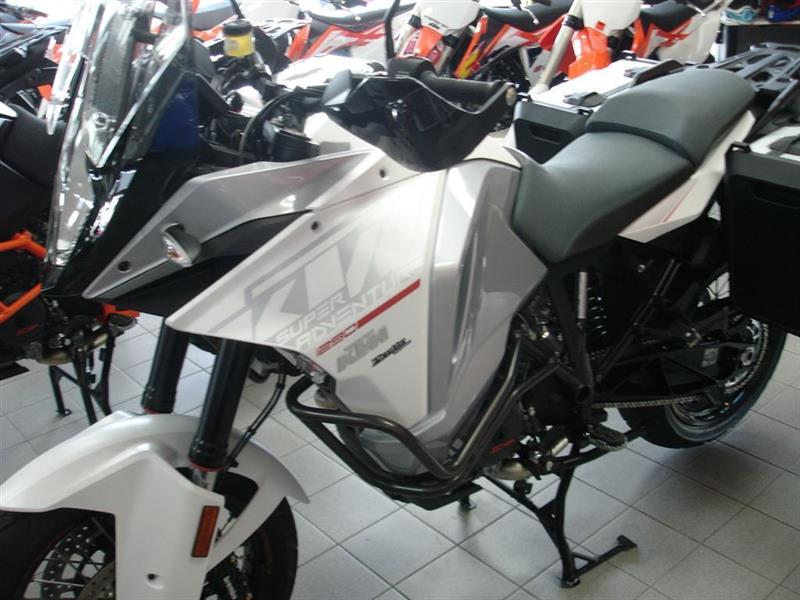 KTM 1290 Super Adventure Tourisme 2017