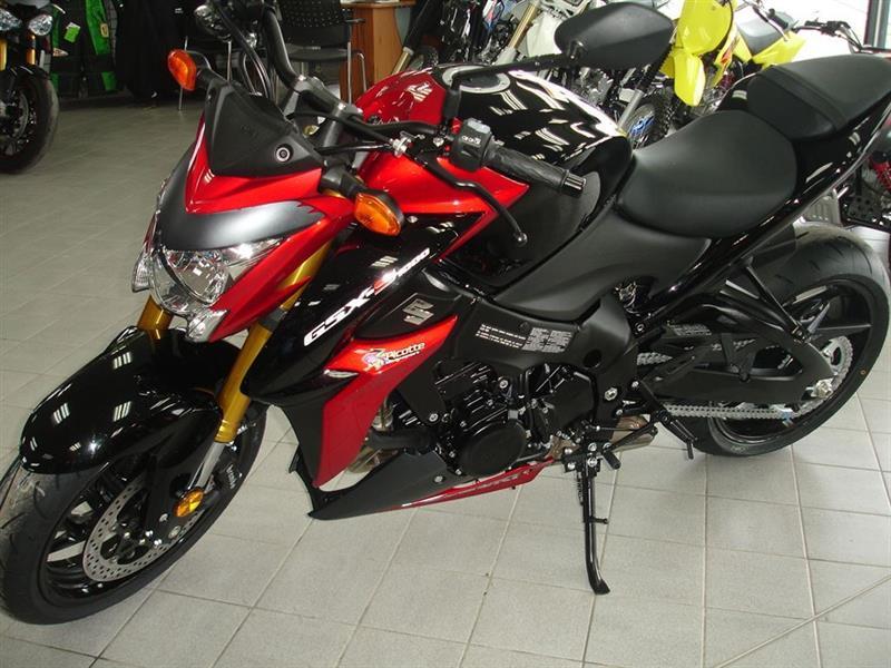 Suzuki GSX-S1000 2018