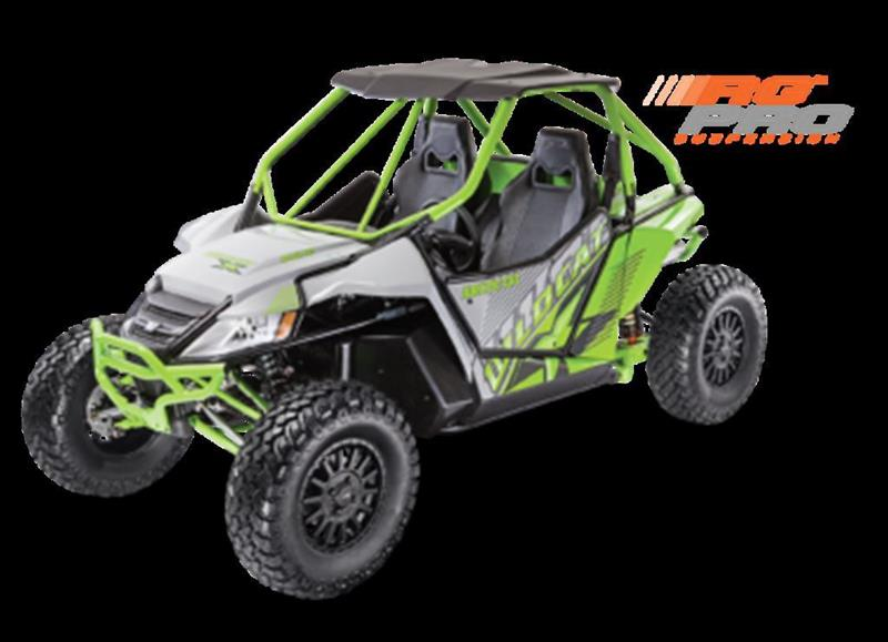 Arctic Cat Wildcat X Limited EPS 2018