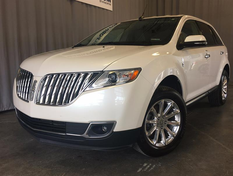 Lincoln MKX 2014 AWD 4dr #c6406