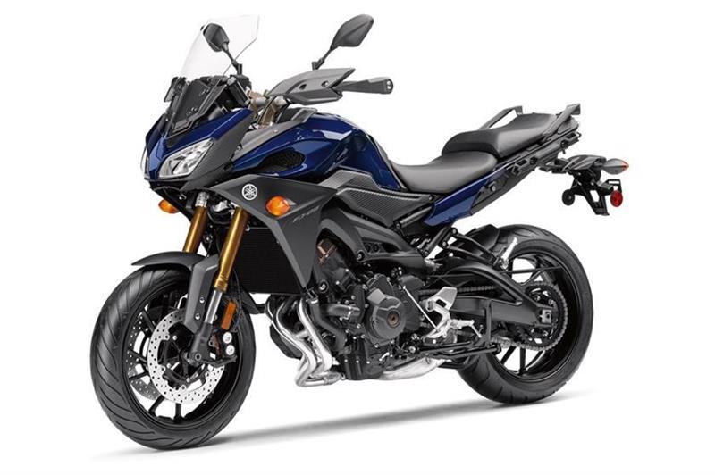 Yamaha FJ-09 2017