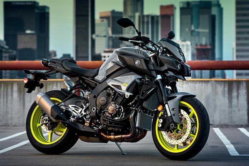 Yamaha FZ-10 2017