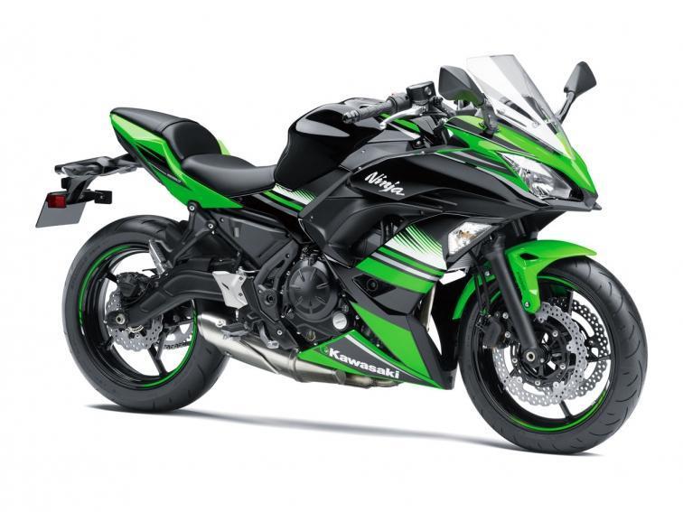 Kawasaki Ninja 650 ABS KRT 2017