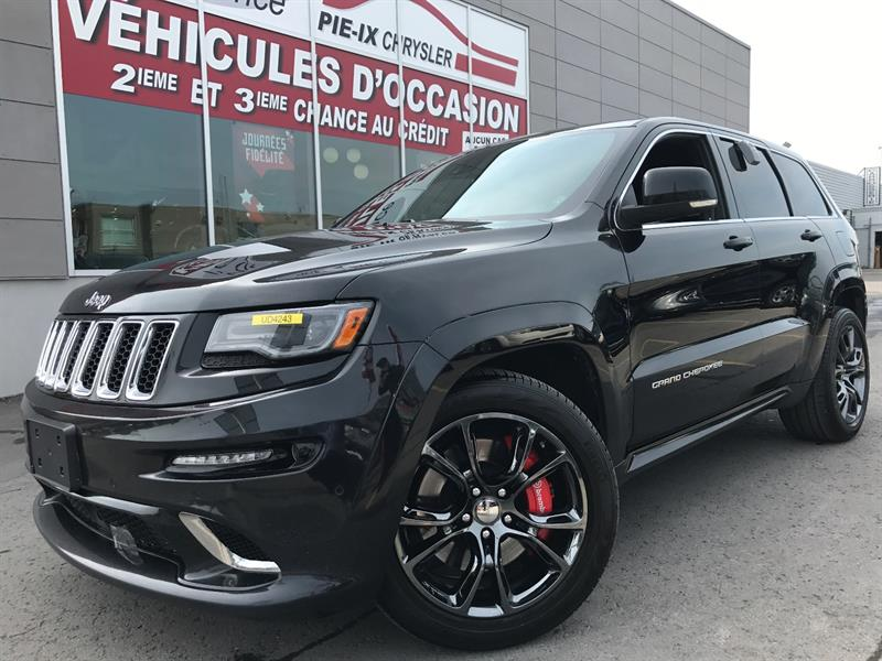 Jeep Grand Cherokee 2015 4WD 4dr SRT #UD4243