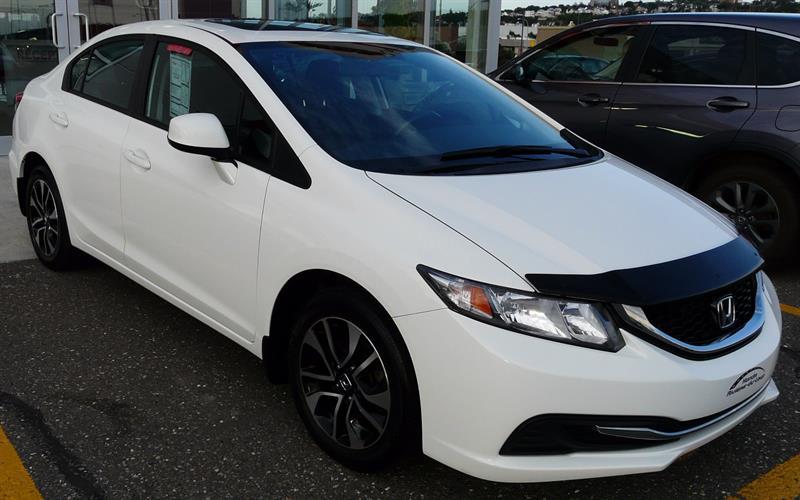 Honda Civic Sdn 2013 4dr Auto EX #C4943A