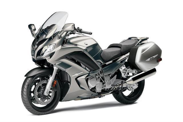 Yamaha FJR1300 ES 2017