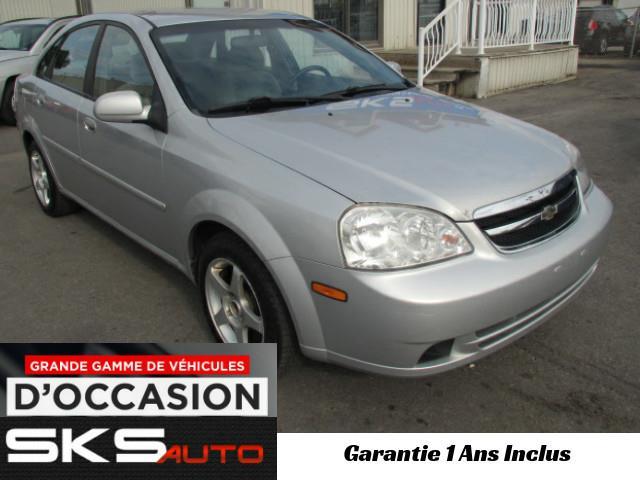 Chevrolet Optra 2004 (GARANTIE 1 ANS INCLUS) VEHICULE D'OCCASION #SKS-3847-01