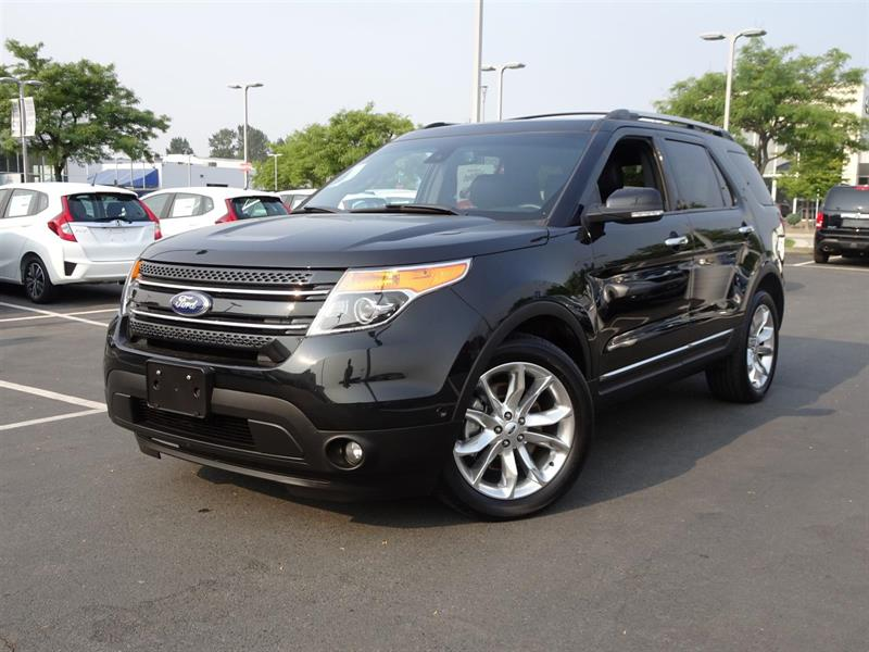 2014 Ford Explorer Limited 4WD #X0059A