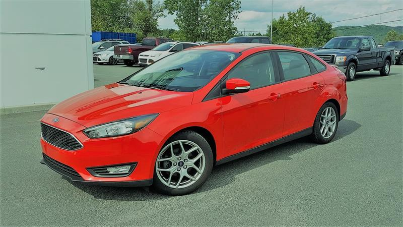 Ford Focus 2015 SE Sedan  #315115